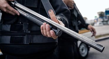 Физические посты охраны объектов (с оружием или без)